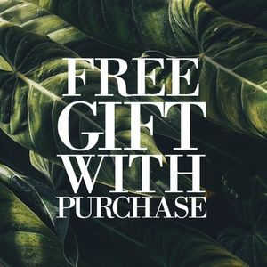 Free Gift with Purchase ♡